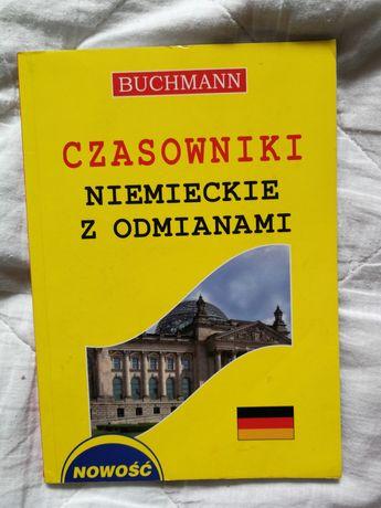Czasowniki niemiecki z odmianami buchmann
