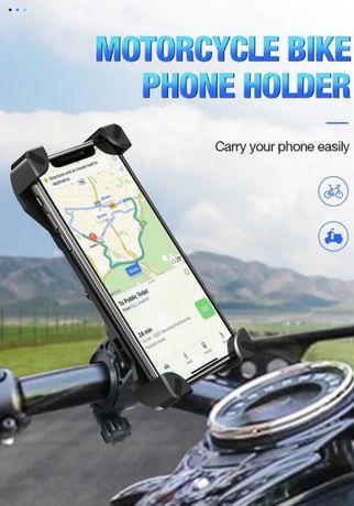 Крепление телефона на руль велосипеда