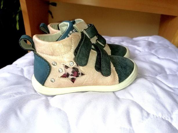 Buty trzewiki Wojtyłko r 24