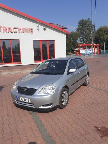 Sprzedam Toyotę Corollę 2,0 D4D 2004 rok prod