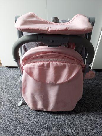 Spacerówka kinderkraft pilot różowy
