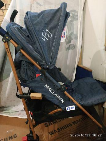 Фирменная коляска Maclaren