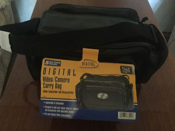 Нова сумка для відеокамери