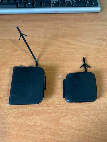 Заглушка переднього та заднього бампера Skoda Superb