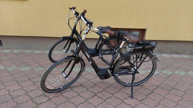 Rower elektryczny Gazelle grenoble c7+ ebike