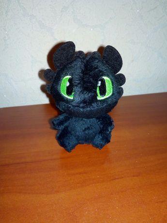 Плюшевый Беззубик мягкая игрушка как приручить дракона