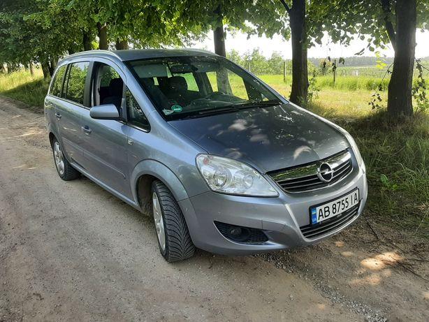 Opel Zafira 1.8.