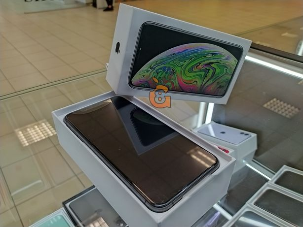 "Магазин ""G8"" iPhone XS Max Space Gray 64gb Neverlock гарантия 3 мес."