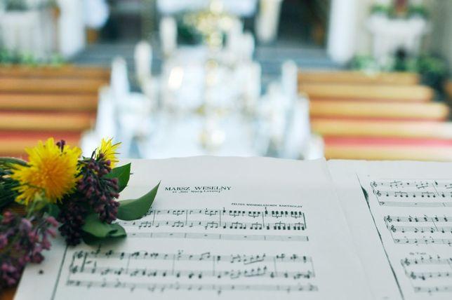 Suerte - wokal, organy, skrzypce na ślub. Promocja na 2021 !!!