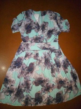 новое платье, размер 48