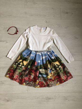 Monnalisa платье