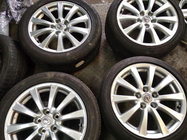 Alufelgi Lexus toyota 17 cali 5x114,3