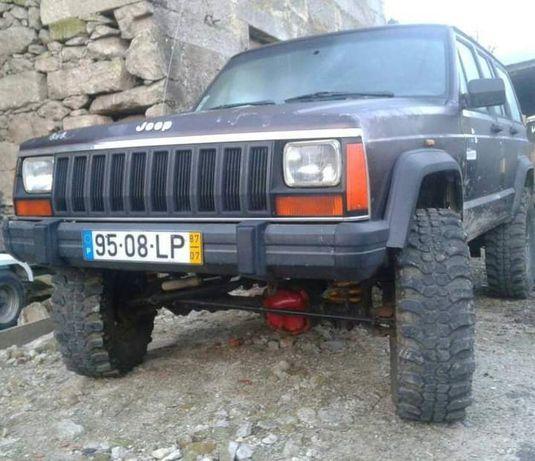 Jeep cherokee xj 2.1 td