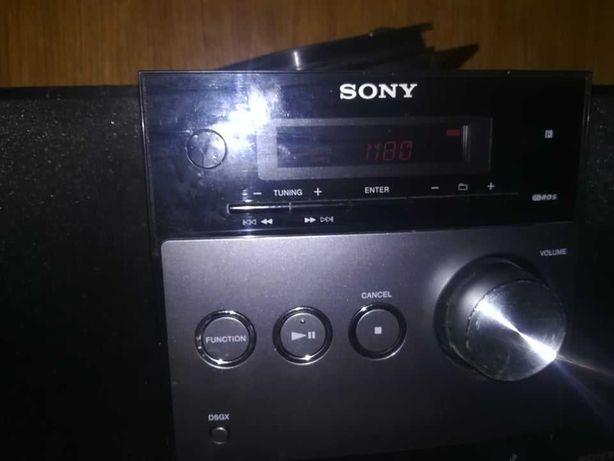 Radio com colunas Da Sony
