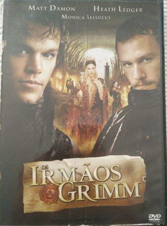 Filme Irmãos Grimm