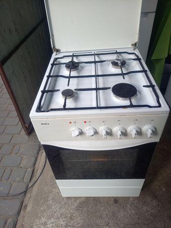 Kuchnia kuchenka gazowa