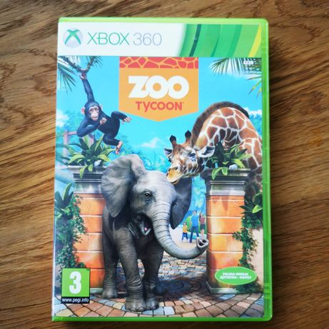 Zoo tycon Xbox 360