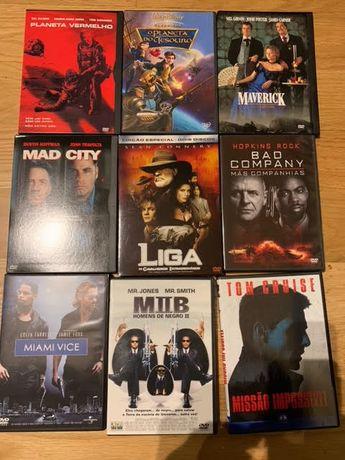 100 Filmes DVD Zona2 - Detalhe na Descrição