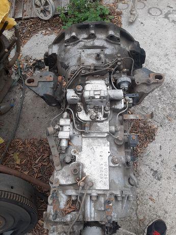 Кпп коробка передач вольво евро5 рено премиум магнум маз 5432  зф б18