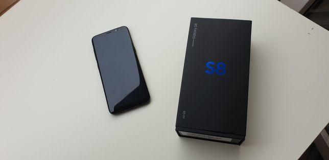 Samsung Galaxy S8 Czarny Sprawny