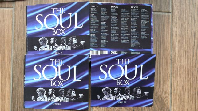 The soul box 4 godz-The best in mellow Grooves, R&B,and soul