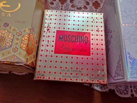 Moschino Glamour original 100ml (не тестер)