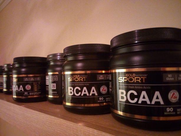 BCAA Вибір спортсменів США California Gold Nutrition 454гр 90порцій