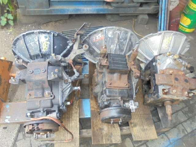 Caixa de velocidades Isuzu NKR Vila Verde - imagem 1