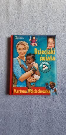 """NOWA książka ,,Dzieciaki świata"""" Martyna Wojciechowska"""