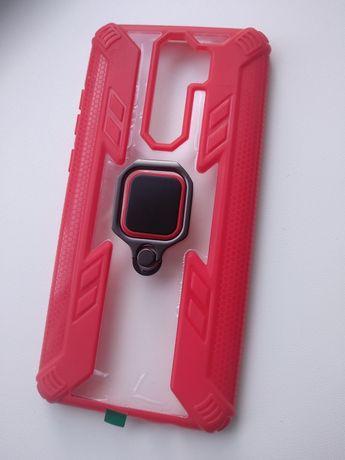 Новый чехол на  Xiaomi redmi note 8 pro, красный