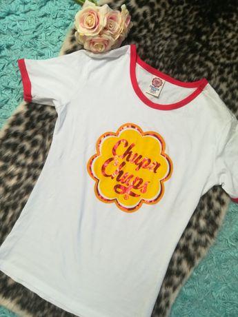 Koszulka Tshirt markowy chipa chups orginalny s