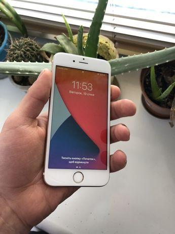 Iphone(Айфон) 6s Gold