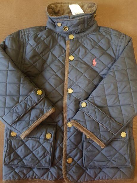 Нова стильна куртка демисезонна для хлопчика Polo Ralph Lauren 3/3T