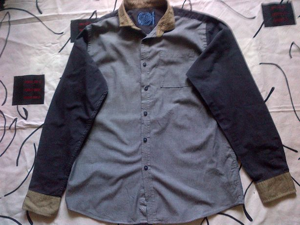 школьная рубашка для / на мальчика (164 см)