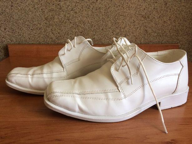 Chlopięce buty pierwszokomunijne do 1 komunii 33