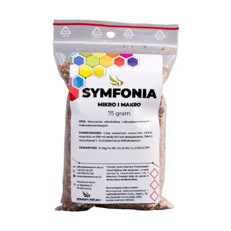 Sprzedam nawóż do roslin akwariowych SYMFONIA -Macro i micro elementy