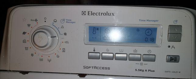 Panel sterujący pralki electrolux EWTS 10620 W