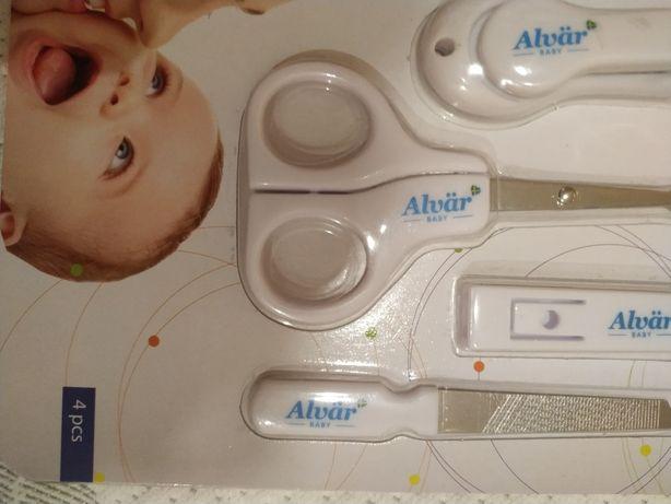 Zestaw do paznokci dla niemowlat