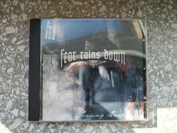Fear Rains Down –No Turning Back skinhead/hardcore
