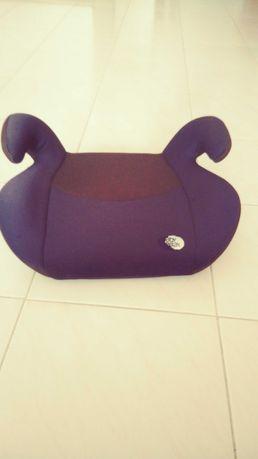 Assento para criança, Baby Relax, 15-36kg, azul escuro. Usado.