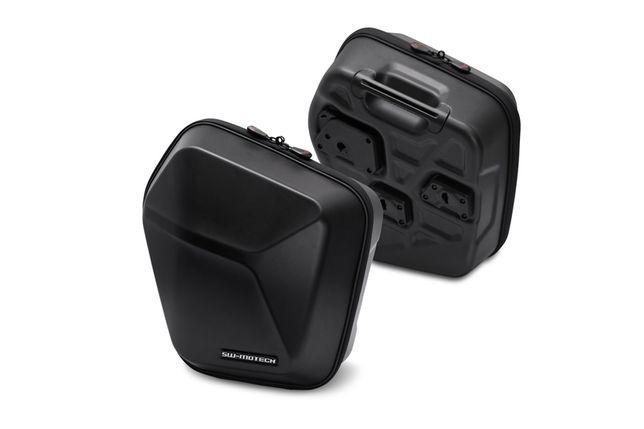 Zestaw plastikowych kufrów bocznych URBAN ABS Sw-Motech