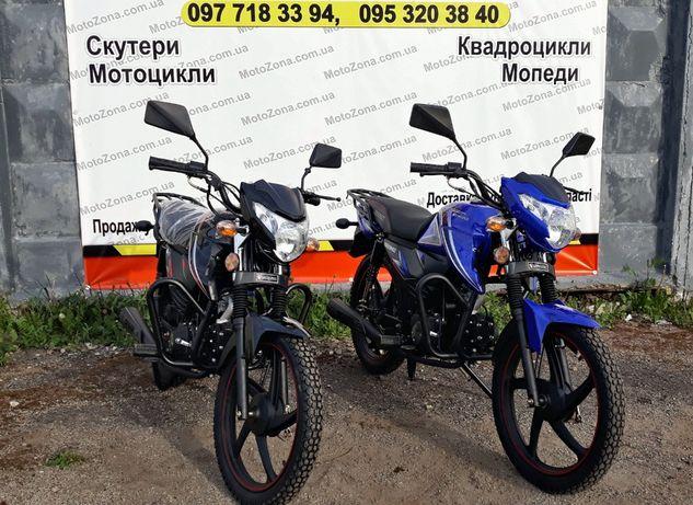 Новий Мотоцикл Spark SP125C-2C 2021р. Гарантія! Розстрочка! Вибір!