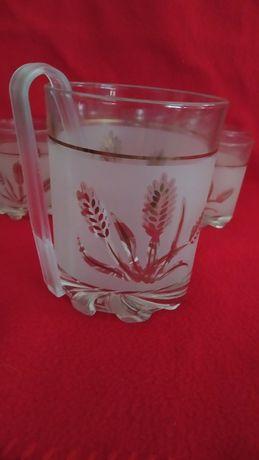 Conjunto para gelo e copos