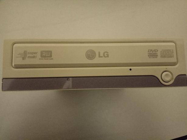 Gravador DVD LG e Gravador CD TDK
