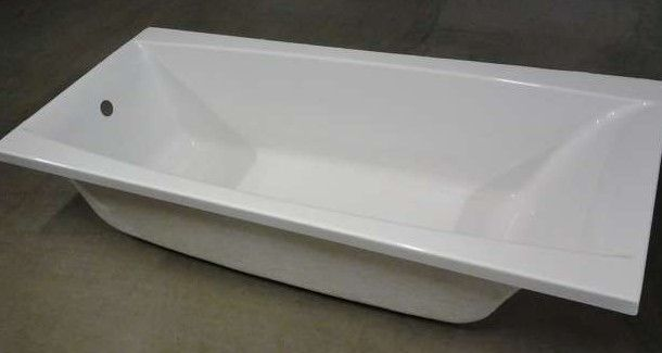 Распродажа! Новая ванна Cersanit Virgo 180x80