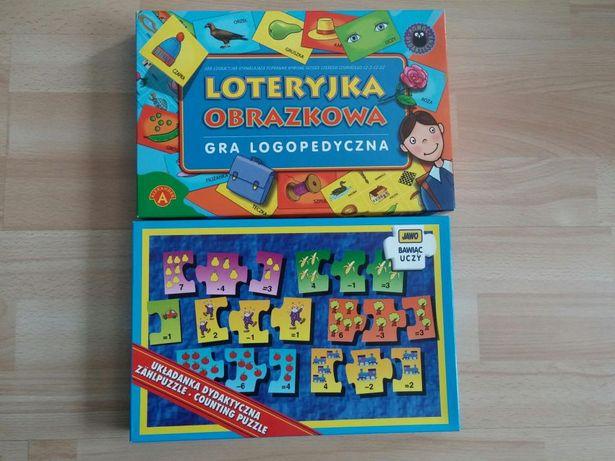 2 gry dla najmłodszych na start szkolny