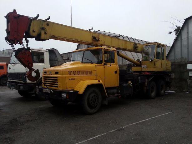 Услуги Автокрана 14-40 тон