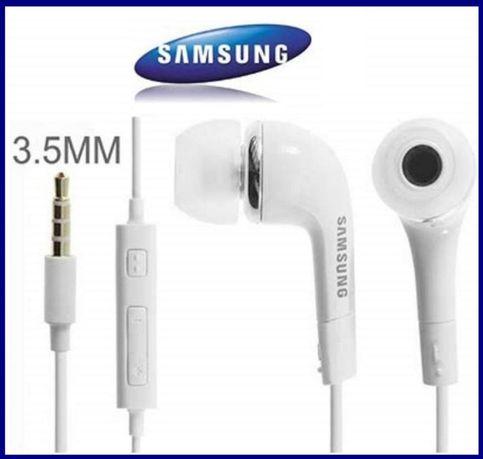 NOWY Zestaw Słuchawkowy SAMSUNG EO-EG900B 3,5MM White Edition Wysyłka