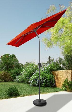 Parasol ogrodowy, balkonowy 190x120