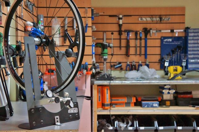 Ремонт і обслуговування велосипедів